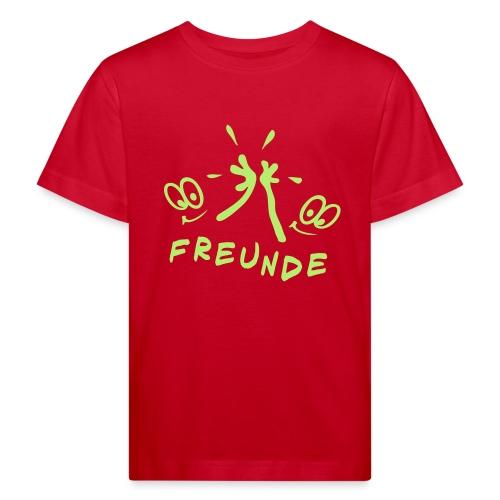 Freunde - Kinder Bio-T-Shirt