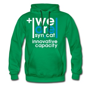 we are syn2cat II - Men's Premium Hoodie