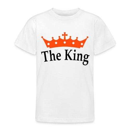 Kind shirt King - Teenager T-shirt