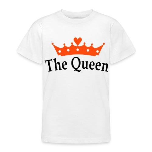 Kind shirt Queen - Teenager T-shirt