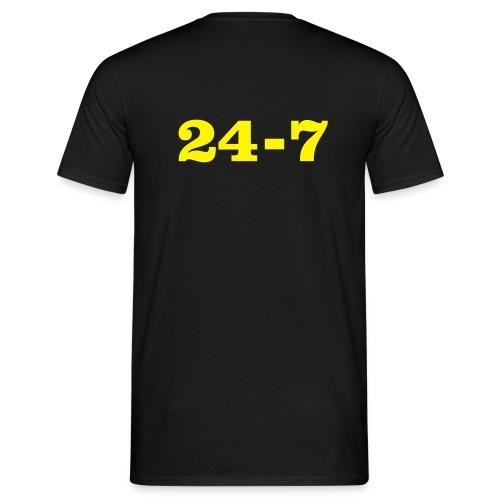 24-7 - Männer T-Shirt