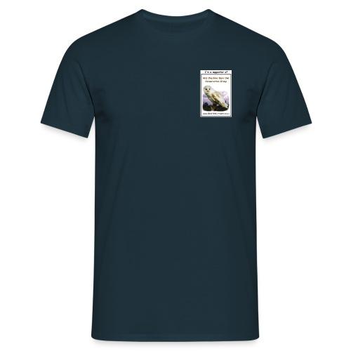MCBOCG Supporters T shirt - Men's T-Shirt