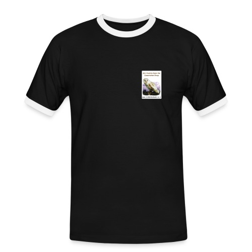 MCBOCG Contrast T Shirt - Men's Ringer Shirt