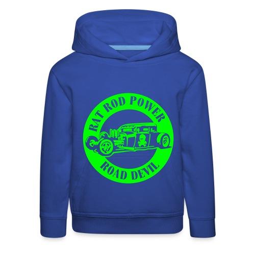 Schwarzfahrer - Kinder Premium Hoodie