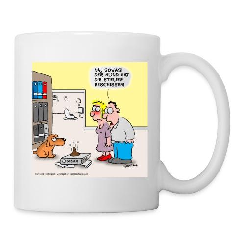 Tasse Steuern - Tasse