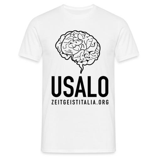 Cervello - usalo - Maglietta da uomo