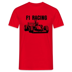 F1 RACING - Men's T-Shirt
