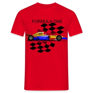 FORMULA ONE - Men's T-Shirt
