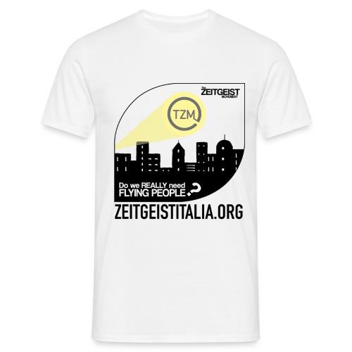Zeitgeist Heroes - Maglietta da uomo