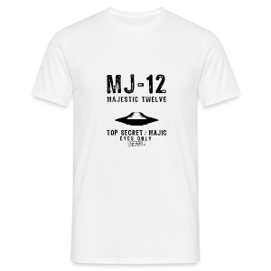 Majestic Twelve MJ12 - T-shirt Homme
