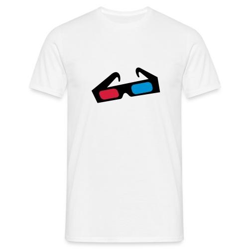3d - Men's T-Shirt
