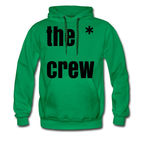 the crew. - Men's Premium Hoodie
