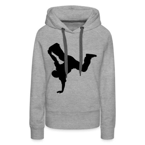 Skater - Frauen Premium Hoodie