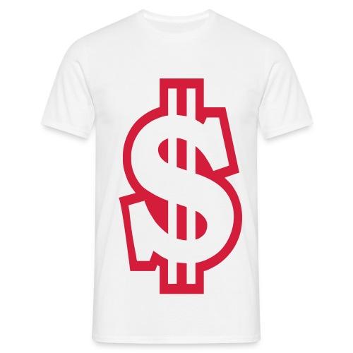 DOLLAR GANGSTA - Maglietta da uomo