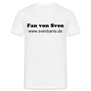 Fan - T-Shirt - Hell - Männer T-Shirt