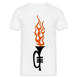 Met de Vlam in de Pijp - Mannen T-shirt