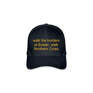 Baseball cap: walk the borders at Easter; join NX - Flexfit Baseball Cap