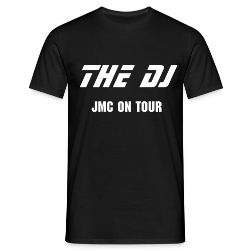 JMC The DJ Shirt - Männer T-Shirt