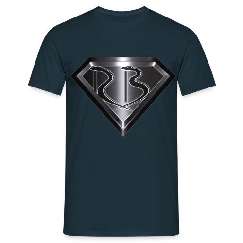 ReticBalls Metallic - Männer T-Shirt