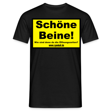 schoene beine t shirt spreadshirt. Black Bedroom Furniture Sets. Home Design Ideas