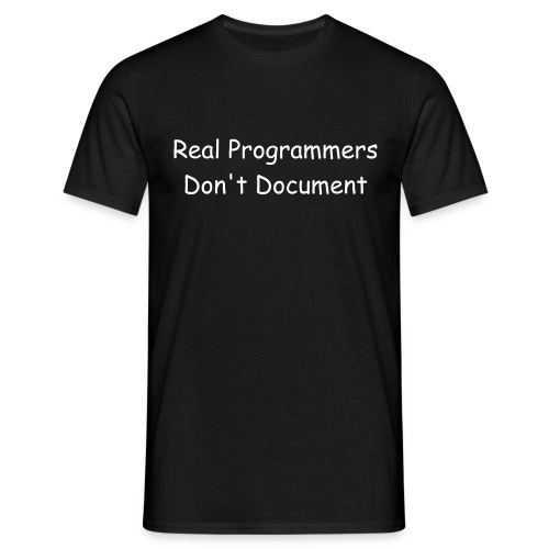 programmers - Men's T-Shirt