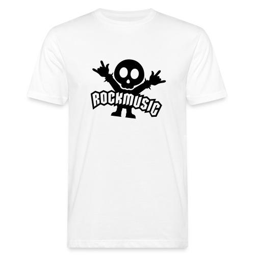 Rock music - Camiseta ecológica hombre