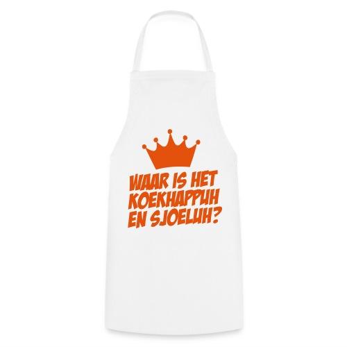 Cooking for the Queen! - Keukenschort