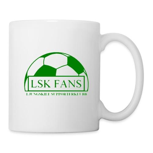 LSK FANS mugg - Mugg