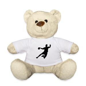 Teddy Handballer schwarz - Teddy