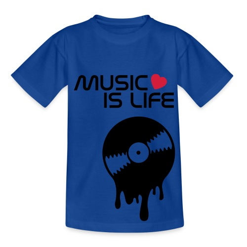 shirt:) - T-shirt tonåring