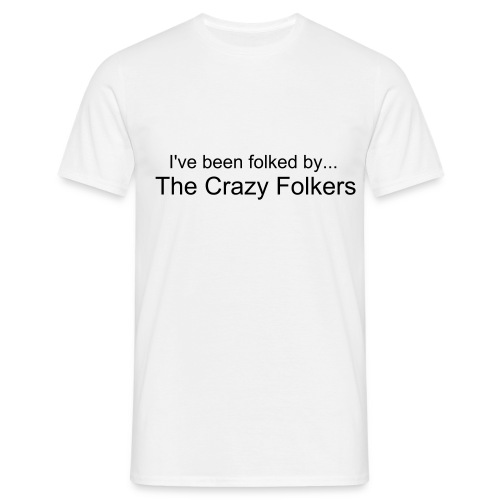 I've been Folked Top - Men's T-Shirt