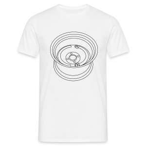 Banded Space Saver Tee - Men's T-Shirt