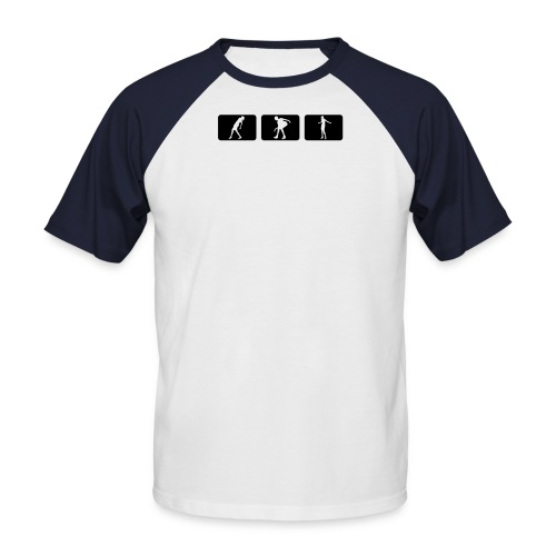 Tight - Koszulka bejsbolowa męska