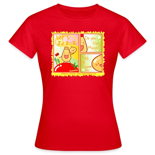 Mayo Comic - Women's T-Shirt