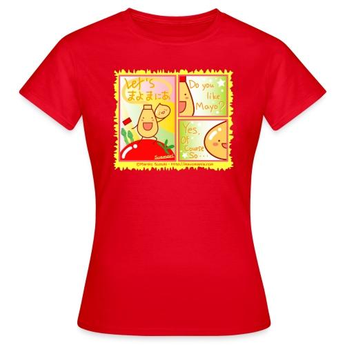 Mayo Comic - Women's T-Shirt