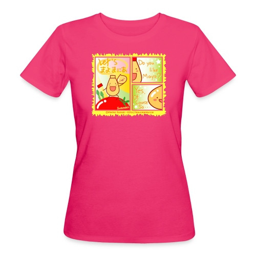 Mayo Comic - Women's Organic T-Shirt