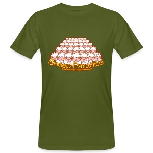 Sheep Paradise - Men's Organic T-shirt