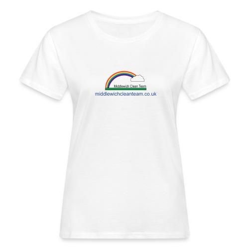 MCT Web Organic Woman's T Shirt - Women's Organic T-Shirt