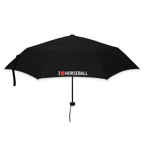 Parapluie 'I love horseball' - Parapluie standard