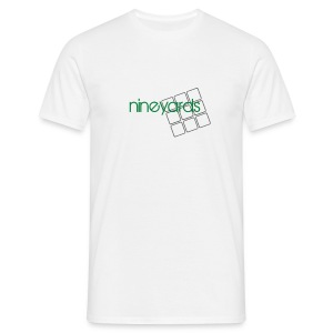 Nine Yards - White Tee - Men's T-Shirt