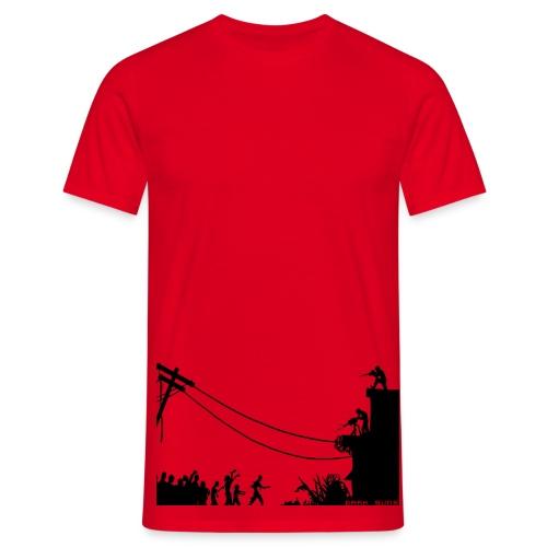 ZOMBIE ATTACK / Camiseta - Camiseta hombre