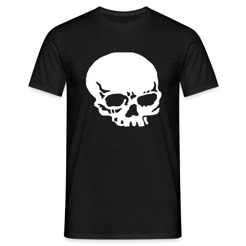 Skull - T-Shirt - Männer T-Shirt