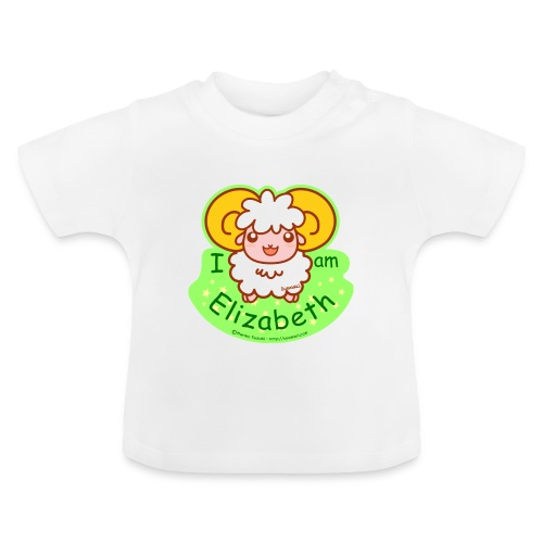 I am Elizabeth - Baby T-Shirt