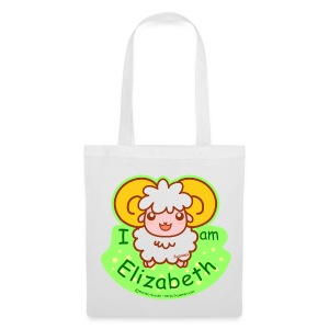 I am Elizabeth - Tote Bag