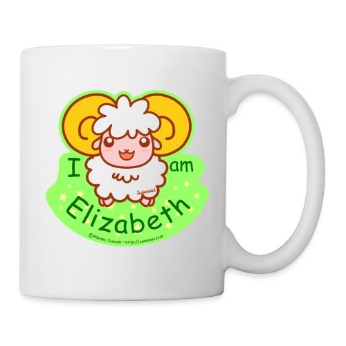 I am Elizabeth - Mug