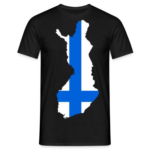 Suomi - Miesten t-paita