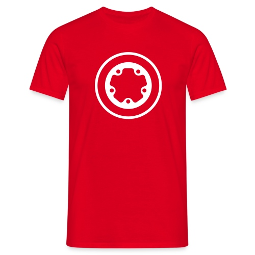 widefive / red - Men's T-Shirt