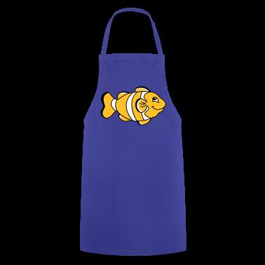 Poco pesce pagliaccio Grembiuli