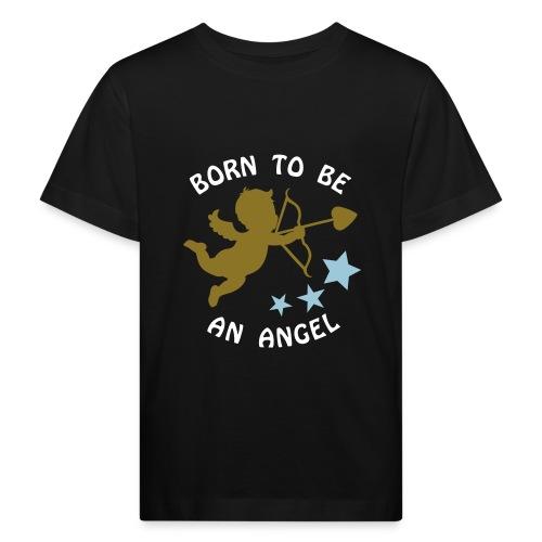 T-shirt bio enfant neutralité climatique Born to be an  - Kids' Organic T-Shirt