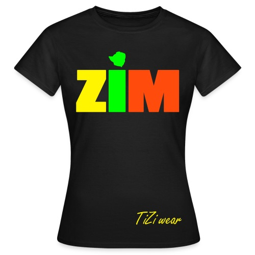 Women's TiZi ZIM Top - Women's T-Shirt